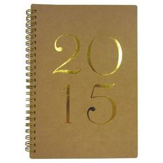 "Sugar Paper 2015 Daily Planner - 8.5""x11"""