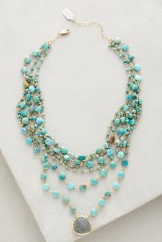 Shop the Multilayer Turquoise Choker and more Anthropologie at Anthropologie today. Read customer reviews, discover product details and more.