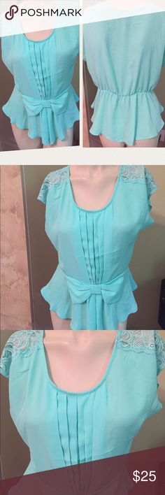 NEW WITHOUT TAG  HEART SOUL BLOUSE SIZE S NEW WITHOUT TAGHEART SOUL BLOUSE SIZE S  HeartSoul Tops Blouses