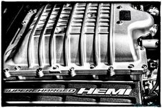 Hellcat Dodge Challenger Srt Hellcat, Hemi Engine