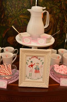 Nutcracker Tea Party | CatchMyParty.com