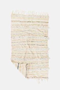 $799 One-Of-A-Kind Moroccan Wedding Blanket - Urban Outfitters