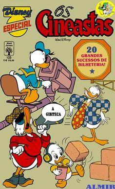 Disney Especial - 125 : Os Cineastas
