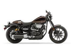 2016 Yamaha Bolt C-Spec Sport Heritage Motorcycle - Model Home