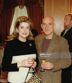 Photo d'actualité : Catherine Deneuve and Ben Kingsley.