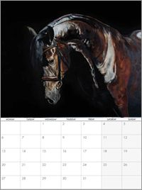 Tony O'Connor | Equine Artist | 2015