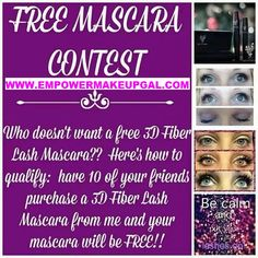 Who want's it??? Can't hear you.......Let's rock and roll this holiday season! Taking orders PM me, ask me questions, I can be your own personal makeup consultant!
