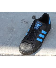 the latest d611f 30a1b Adidas Superstar Mens Blue Slip-On Cheap Trainers T-1078 Adidas Superstar,  Discount