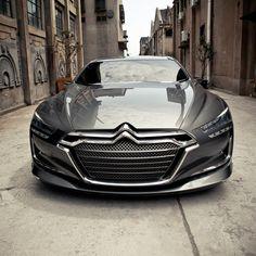 Citroen Metropolis concept car