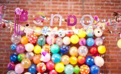 balloon photobooth backdrop?!