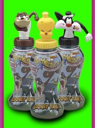 """(Release 74 Tw, 75 Syl, 76 Taz)  Taz 02050-5, Tweety 02050-7, Sylvester 02050-6 from """"Looney Tunes"""" (Second Edition). Flavor: Berry Crazy. Launch date: July 2004.  NOTES: I'll be honest.  This is the first time I have seen this particular Sylvester or even knew he existed.  Learning new stuff is the main reason I love to collect and preserve this history."""