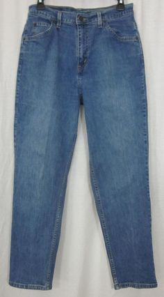 Levi Strauss & Co Jeans Size 12 Riveted 28x27 1/2 Free Shipping #Levis #Relaxed