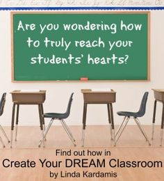 Create Your Dream Classroom - Lots of great advice for Christian teachers in Create Your Dream Classroom