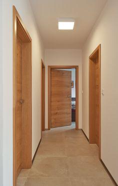 interierove_dvere_hanak_realizace_optimal_interiery - New Ideas Home Door Design, Door Design Interior, Wooden Door Design, Main Door Design, Modern Home Interior Design, Wood Interior Doors, Modern Wooden Doors, Modern Small House Design, House Construction Plan
