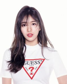 Suzy (수지) is a South Korean actress and solo singer under Management SOOP. Suzy debuted as a member of MissA in March 2010 under JYP En. Bae Suzy, Korean Beauty, Asian Beauty, Miss A Suzy, Idole, Korean Actresses, Girl Day, Beautiful Asian Women, Hair Goals