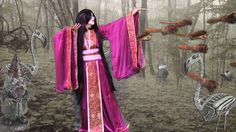 House of Flying Squirrels: You know it's going to be a fun chop-socky flick when the villain has squirrels flying out of her sleeves. Wuxia films are a blast!