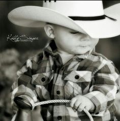 Baby Cowboy #Country #Country boy