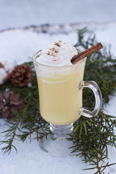 Selbst gemachter Eierlikörpunsch // homemade egg liqueur punch // Sweets & Lifestyle®️️️  #eggliqueur #eggliquerpunch #punch #recipe #winter