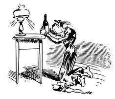 17 Best Wilhelm Busch Images Art Illustration Sketches