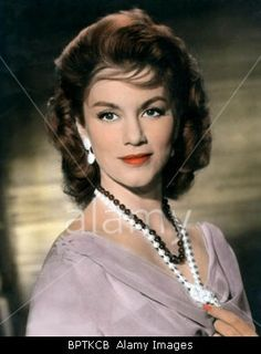 Download this stock image: LINDA CHRISTIAN ACTRESS (1967) - BPTKCB from Alamy's library of millions of high resolution stock photos, Stock Photo, illustrations and vectors.