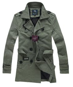 Au, militaire.    I wish I could see this on a person. Looks rad.