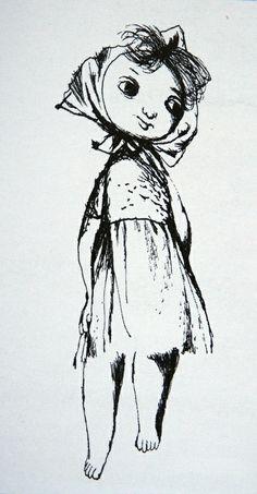 Иллюстратор Jiri Trnka (Иржи Трнка)
