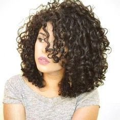 Afro Curly Bob Hairstyle Human Hair Lace Wigs For Black Women Afro Curly Bob Frisur Echthaar Lace Pe 3b Curly Hair, Curly Bob Hairstyles, Curly Hair Styles, Natural Hair Styles, Black Hairstyles, Hairstyles 2016, Latest Hairstyles, Short Haircuts, Wedding Hairstyles
