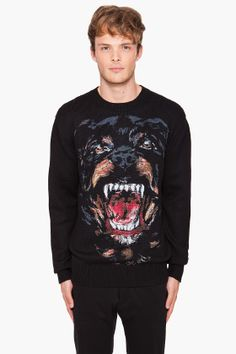 Givenchy - Rottweiller Sweater