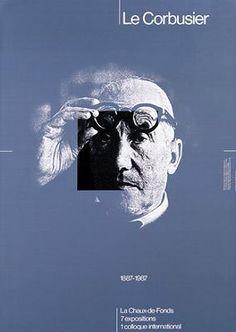 Werner Jeker, Le Corbusier, 1987