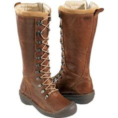 Keen Clara High Lace Boots $179.00....N8 bought me a pair of these last night at JAX!!!! Love them!!!!