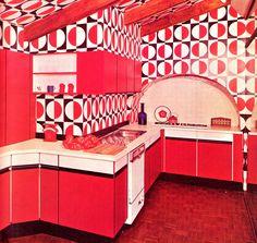Luxury Kitchens 1976