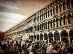 Piazza San Marco by Peter Volek Venice Italy, My Arts, San, Wall Art, Venice, Wall Decor