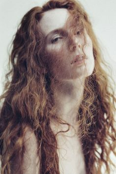 Ethereal Female Portraits : Alessio Albi