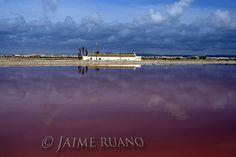 A true Red Sea in San Pedro del Pinatar   Flickr: Intercambio de fotos