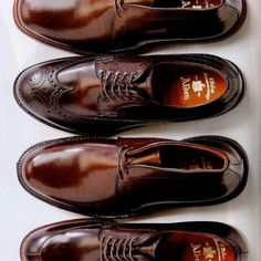 "The Brogue (derived from the Gaelic bróg (Irish), bròg (Scottish) ""shoe"") [4] Brogues are most commonly found in one of four toe cap styles (Full or Wing-tip, Semi, Quarter and Long-wing) and four closure styles (Oxford, Derby, Ghillie, and Monk)."