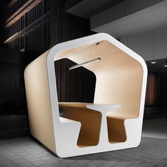 All kinds of awesome design in 3D space.. Pods by Alexander Lotersztain « thomas creative.Join the 3D Printing Conversation: http://www.fuelyourproductdesign.com/