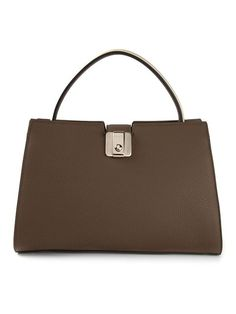 Shop Serapian signature 'Pearl' lock fastening tote bag in Parisi from the world's best independent boutiques at farfetch.com. Over 1000 designers from 60 boutiques in one website.