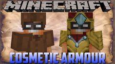 Cosmetic Armor Mod 1.7.10