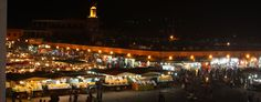 3 Nights Short Break in Marrakech, Jamaa Fna square | Morocco Tour Service