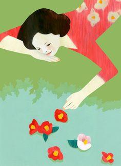 illustration:tajiri mayumi