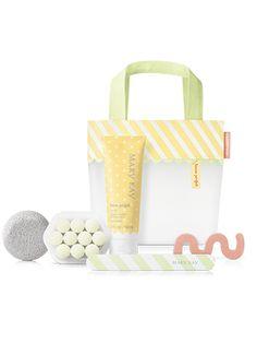 Lemon Parfait Pedicure Collection #marykay #giftsforher #spa #skincare  www.marykay.com/plaporta