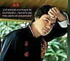 Juan Gabriel y su sabia manera de ver la vida Juan Gabriel y su sabia manera de ver la vida - Espectáculos - QUIEN.com