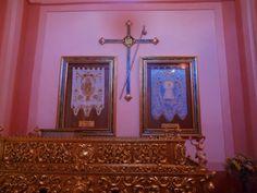 Carroza, cruz y estandarte procesional de 1744. Ermita de San Roque