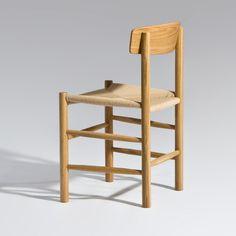Borge Mogensen Shaker Chair 1947; so simple but hard to do better...