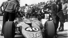 91 Failed bearing costs Parnelli Jones 1967 Indy 500 victory