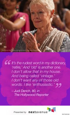 We can't wait to see 'The Second Best Exotic Marigold Hotel' featuring Judi Dench, Richard Gere, Maggie Smith and Bill Nighy