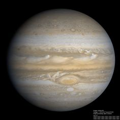 Jupiter processed from Voyager 1 data by Bjrn Jnsson js