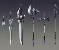 Aion weapon set