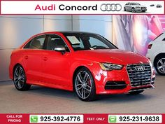 2015 Audi S3 2.0T Prestige Advanced Technology Package 5k miles $47,970 5659 miles 925-392-4776 Transmission: Automatic  #Audi #S3 #used #cars #AudiofConcord #Concord #CA #tapcars
