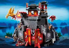 Des Playmobil samourais et des dragons en 2014